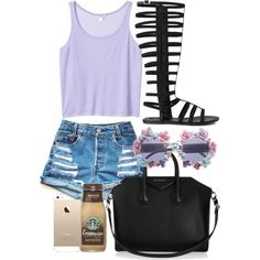 Untitled #191, created by kgoldchains on Polyvore