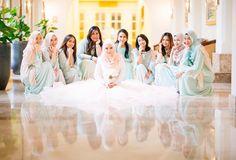 #tb bcs we just received official photos from the wedding  I feel like uploading every single photo! #shamineizwan by izlynadlina