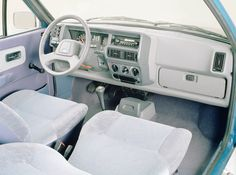 1983 Ford Fiesta interior Dashboards, Ford, Europe, Interior, Indoor, Interieur, Interiors