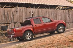The mid-size 2013 Nissan Frontier is a fitting truck for work or play. It's innovative styling will help you get the job done, and it's fully quipped with ample power for active lifestyles.