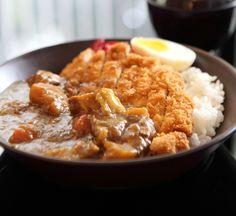 Japanese Chicken Katsu Curry