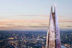 Architectuur Fotospecial: The Shard in Londen - Bouw & Wonen