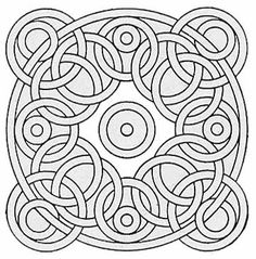 geometric shapes cartoon coloring page colouring pages pinterest mandala coloring coloring and mandalas