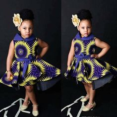 Trending and best collection of girl kid's fashion for 2020 - Lipglouse Baby African Clothes, African Dresses For Kids, Latest African Fashion Dresses, African Print Fashion, African Children, African Prints, Toddler Flower Girl Dresses, Baby Girl Dress Patterns, Baby Girl Dresses
