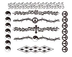 You can see Cross Armband Tattoo Design Photo - 3 - Tattoos Ideas in an interesting style. The photos and pictures of the Cross Armband Tattoo Design Photo - Tribal Armband Tattoo, Armband Tattoos, Armband Tattoo Design, Tribal Tattoos, Band Tattoo Designs, Polynesian Tattoo Designs, Unique Tattoo Designs, Unique Tattoos, Tattoos Arm Mann