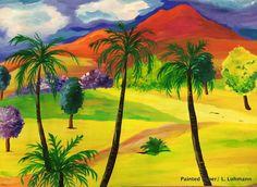 Gauguin landscapes