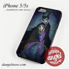 Maleficent Loves Aurora Phone case for iPhone 4/4s/5/5c/5s/6/6 plus