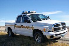 Farson County Sheriff, Wyoming