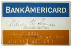 Before it was called Visa. I also remember that we only had Visa -or Mastercard. lol