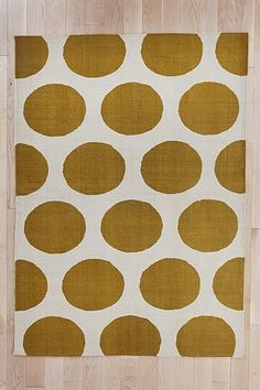 Giant Dot Rug -Urban Outfitters