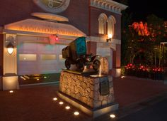Disney Parks After Dark « Disney Parks Blog Cars Land