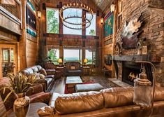 Pigeon Forge - Mountain Cascades Lodge - living room
