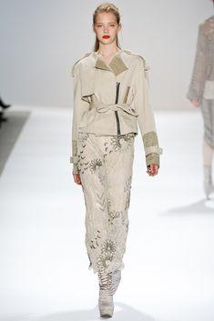 Nanette Lepore Fall 2011 Ready-to-Wear Fashion Show - Sofia Krawczyk
