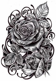 flowers drawings - Google Search