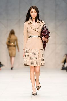 Burberry Prorsum fall winter 2013 2014