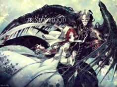Anime - Trinity Blood Wallpaper