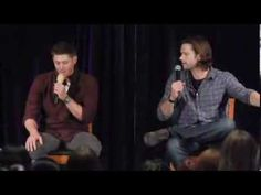 Chicon '13 - J2 panel with Jensen's perfect butt