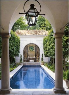 fantastic mediterranean pool for cali home
