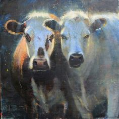 Wonderful!  By Elizabeth Pollie - Currently on display in Texas at RS Hanna Gallery.