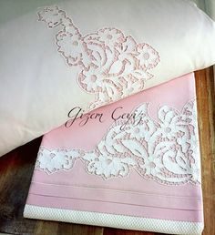 Müşterimize ait eski beyaziş n | elişi beyaziş Cutwork Embroidery, Cut Work, Heirloom Sewing, Sewing Rooms, Victorian Era, Bed Spreads, Fabric Flowers, Blackwork, Bed Pillows