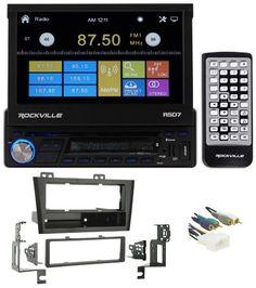 2000-2004 Toyota Avalon In-Dash DVD Player Receiver w/ Bluetooth/iPhone/Pandora