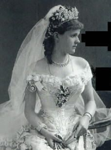 The Duchess of Albany ( married Queen Victoria's youngest son)