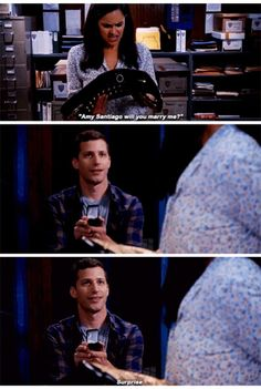 Brooklyn Nine Nine Brooklyn Nine Nine Funny, Brooklyn 9 9, Best Tv Shows, Favorite Tv Shows, Movies Showing, Movies And Tv Shows, Jake And Amy, Jake Peralta, Andy Samberg