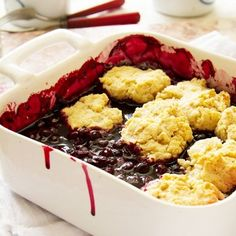 ... Cobblers on Pinterest | Blackberry cobbler, Cobbler and Apple cobbler