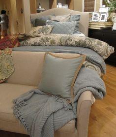Wydeven Designs - Pottery Barn - Seafoam Blue