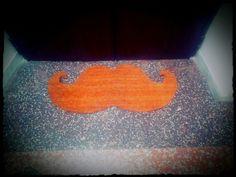 Moustache doormat info@moustachehouse.it
