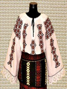 Romanian traditional costume!