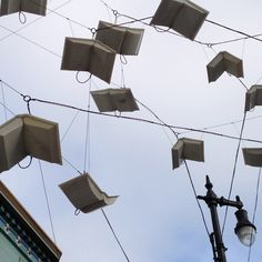 Books take flight - Broadway/ Columbus North Beach, Family Life, Places To Go, The Neighbourhood, Broadway, San Francisco, Books, Photography, Style