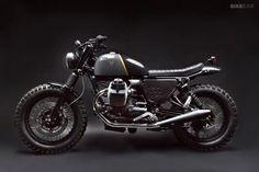Moto Guzzi V7 Stone Tractor 02 by Venier Customs