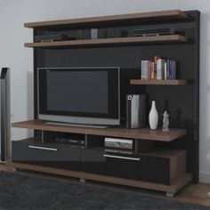 Estante home theater Parma - Madesa