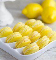 Macarons à la violette - Cosmopolitan.fr