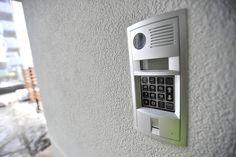 panel domofonu