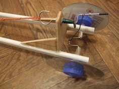 Rubber Band Powered Car #6