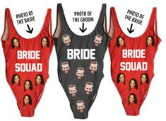 !!!NEW PRODUCT ALERT!!! Nothing says summer ready....quite like a swimsuit! Personalized one pieces for the Bride and the Party! Our swimsuits are $29.99, if ordering more than one message us for discount details! Link below!⬇⬇⬇⬇⬇⬇⬇⬇⬇⬇ #swimsuit#bridalswimwear#onepeice#funnyswim#partymusthaves#bacheloretteparty#floattrip#beachplease#bachpartygoals#TheBride#TheParty#personalized