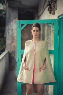 Batwing Cape Jacket  Rs. 8,999