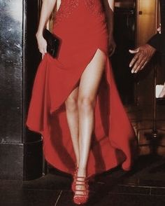 | Dangerous Woman | Red dress • photography • red • aesthetic •