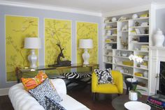 9+Unexpected+Ways+to+Decorate+With+Wallpaper - GoodHousekeeping.com