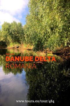 Delta Dunarii (Danube Delta) http://www.toura.eu/tour/484/DeltaDunarii