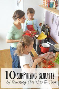 10 surprising benefi