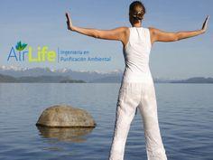#airlife #aire #previsión #virus #hongos #bacterias #esporas #purificación  ¿Cómo afecta la salud el aire que respiramos? Airlife te dice que la salud depende fundamentalmente del estado defensivo de nuestro cuerpo y éste a su vez de la calidad de lo que respiramos, o sea del buen porcentaje de iones negativos presente en ésta mezcla que es el aire que respiramos. Los iones negativos se absorben a través de la piel y fundamentalmente a través de nuestros pulmones…
