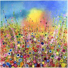 """""""Sweet Summer"""" (2007), Yvonne Coomber"""