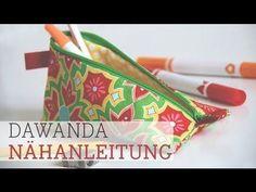 DaWanda Nähschule: Mäppchen für Stifte & Co. | pattydoo Blog