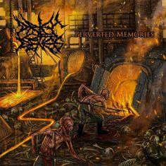 GERATHRASH - extreme metal: Drift Of Genes - Perverted Memories (2014) | Bruta...
