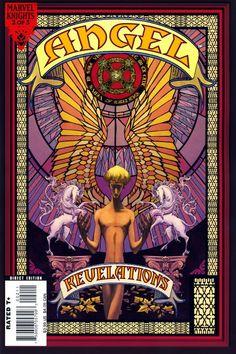 Angel: Revelations # 2 by Adam Pollina