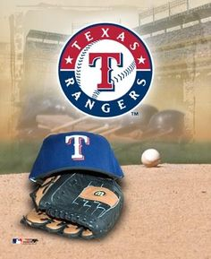 Texas Rangers - The greatest baseball team ever! (I might have been biased with that statement...)