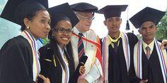 Graduation milestone for Timor Leste teachers college | The Catholic Leader